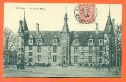 """Dpt  58  Nevers  """"  Le Palais Ducal  """" - Nevers"""