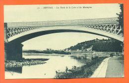 """Dpt  58  Nevers  """"  Les Bords De La Loire Et Les Montapins  """" - Nevers"""
