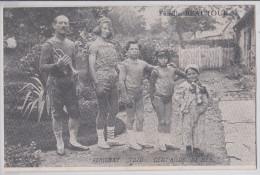 Cirque - Circus - Famille Beautour - Cirque