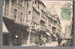 FALAISE . Rue Saint - Gervais . - Falaise