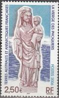 TAAF 2006 Yvert 443 Neuf ** Cote (2015) 10.00 Euro La Vierge Des Phoquiers - Terres Australes Et Antarctiques Françaises (TAAF)