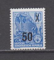 DDR  1954 Mich.Nr.441 XI  ** Geprüft Schönherr BPP - [6] République Démocratique
