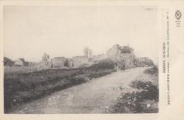 CPA - Confrécourt - Ruines De Confrécourt - Berny Rivière - - Autres Communes