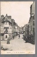 BERNAY . La Rue Du Pont - Ravet . - Bernay