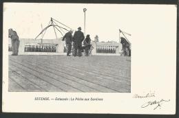 Oostende / Ostende - Estacade : La Peche Aux Sardines (2 Scans) - BE / West-Vlaanderen - Oostende