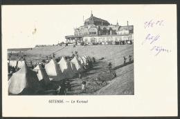 Oostende / Ostende - Le Kursaal, Tente (2 Scans) - BE / West-Vlaanderen - Oostende