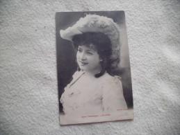 JANE DELORME ....VARIETES ..CLICHE H.MANUEL - Entertainers
