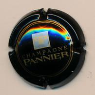 Capsule, Muselet :  Champagne PANNIER - Pannier