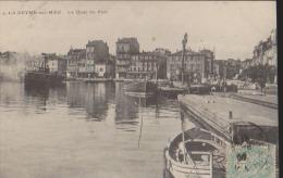CPA:La Seyne-sur-Mer:Le Quai Du Port - La Seyne-sur-Mer