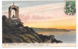 35 - LES BORDS DE LA RANCE - La Vierge à Grinfollet - Ed. LL N° 27 Colorisée - 1915 - France