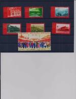 CHINA Michel 1074/82 - MNH - Postfris - Neuf Sans Charniere - 1949 - ... République Populaire