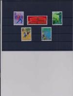 CHINA Michel 1108/12 - MNH - Postfris - Neuf Sans Charniere - 1949 - ... République Populaire