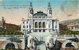 MONTE CARLO     CASINO ET THEATRE - Opernhaus & Theater