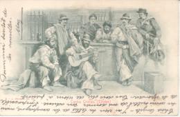 CANTOS CRIOLLOS TRISTES - SU MAXIMO COMPOSITOR ALBERTO WILLIAMS CPA CIRCULEE 1905 EDITOR PEUSER RARE TRISTES - Muziek