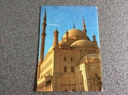 Egypt. Caïro Citadel. Mohamed Aly Mosque - Cairo