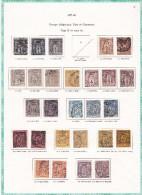 France Collection - Cote 400 € - -90% De La Cote - Qualité B/TB - Timbres