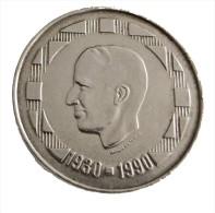 500 Francs - 60 è  Anniversaire De Baudouin - Belgique - 1990 - TTB+ - - 1951-1993: Baudouin I
