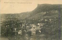 Bénonces - Canton De Lhuis Vue Générale De Cuny - Ain  01470 - Cpa Ayant Voyagée - Dos Vert - Autres Communes