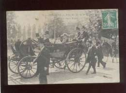 25 Besançon Fêtes Des 13,14 & 15 Août 1910 Arrivée Gare Viotte Pas D'édit. N° 9 Attelage - Besancon