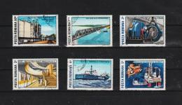 1989 -   L INDUSTRIE ROUMAINE  MI No 4538-4543  Et Yv No 3841/3846 - 1948-.... Repúblicas