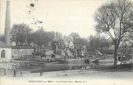 A-16 4126 : ROCHEFORT LA POMPE A FEU - Rochefort