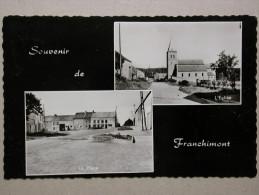 Franchimont, L'Eglise, La Place - Philippeville