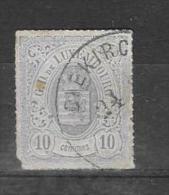 YV.6  ( Zie Scan + Bruin Vlekje Achteraan ) - Luxembourg