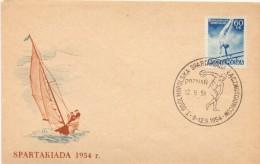 POLAND 1951 SPARTAKIADA   (F160133) - Giochi Olimpici