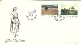 FDC.1977 - FDC