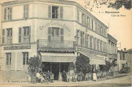 A-16 4166 : MARENNES  LE GRAND-CAFE DE PARIS - Marennes