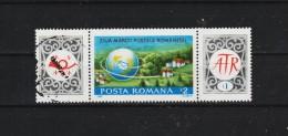 1989 -   Journee Du Timbre Mi No 4567 Et Yv No 3866 - Usado