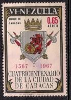 B641 - Venezuela 1967 - The 400th Anniversary Of Caracas - Venezuela