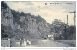 MARCHE - LES - DAMES ..-- NAMUR ..-- Les Rochers . Attelage . - Namur
