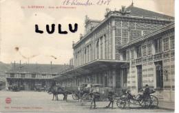 DEPT 42 : 2 Scans : Saint Etienne , Gare De Chateaucreux - Saint Etienne