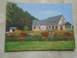 Notre-Dame-Au-Bois - Restaurant Barbizon  Mr. Et Mme  DELUC  137795 - Overijse