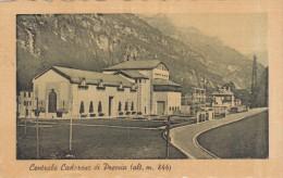 10297-PREMIA(VERBANIA)-CENTRALE CADARESE-FP - Verbania