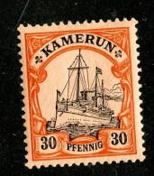 C2962  Cameroun 1900  Michel #12** ( Cat. €5. ) - Colonia: Camerun