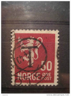 50 Ore T Cancel Used As A Postage Due Stamp - Port Dû (Taxe)
