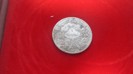 1 Pound 1950 Syrie Argent 1 Lira 1950 - Syrie