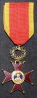 VATICAN - Croix De Chevalier De L´ordre De Saint Grégoire Le Grand - Médailles & Décorations