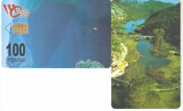 Montenegro-Boka Kotorska, DUMMY CARD(no Code) - Montenegro