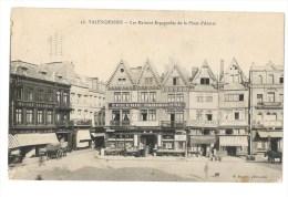 Valenciennes - Les Maisons Espagnoles De La Place D' Armes - Valenciennes