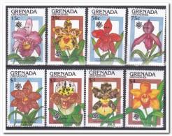 Grenada 1990, Postfris MNH, Flowers, Orchids - Grenada (1974-...)