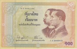 BILLETE DE TAILANDIA DE 100 TIKALS - CONMEMORATIVO (BANKNOTE) SIN CIRCULAR-UNCIRCULATED - Tailandia