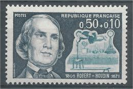 France, Robert-Houdin, French Magician, 1971 MNH VF - France