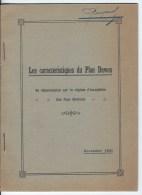 Les Caractéristiques Du Plan Dawes - 1914-18