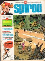 SPIROU Année 1975 N 1848 - Spirou Magazine