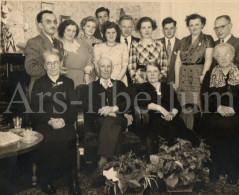 Photo Ancien / Foto / Old Photo / Family / Famille / Familie De Backel - Bellems - Personnes Identifiées