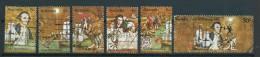 1970 Australia Complete Set James Cook Used/gebruikt/oblitere - 1966-79 Elizabeth II