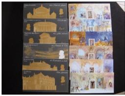 A). TB Série B.F. Souvenirs N° 7/12: Les Opéras De Mozart, Avec Encarts, Neufs XX. - Blocs Souvenir